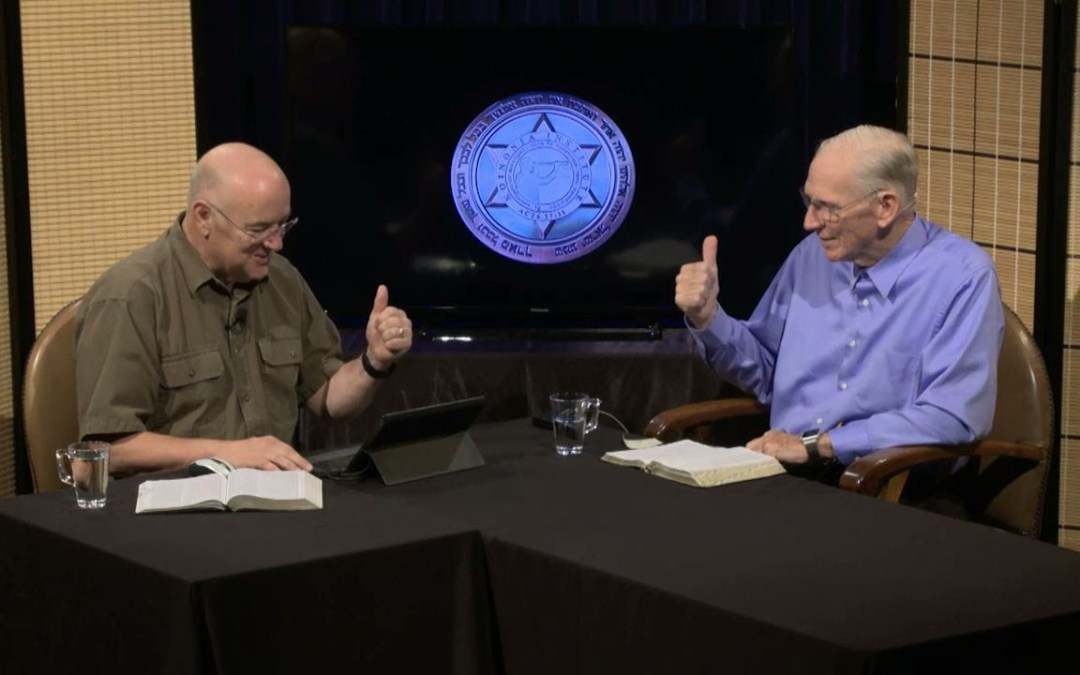 What about the Rapture? QA 27th April 2016 Ron Matsen Chuck Missler