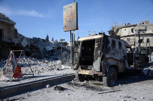 Dozens killed in car bomb blast close to Syria's al-Bab