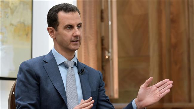 Assad dismisses Trump's plan to create 'safe zones' inside Syria