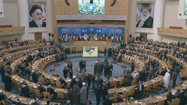 Palestine conference opens in Iranian capital