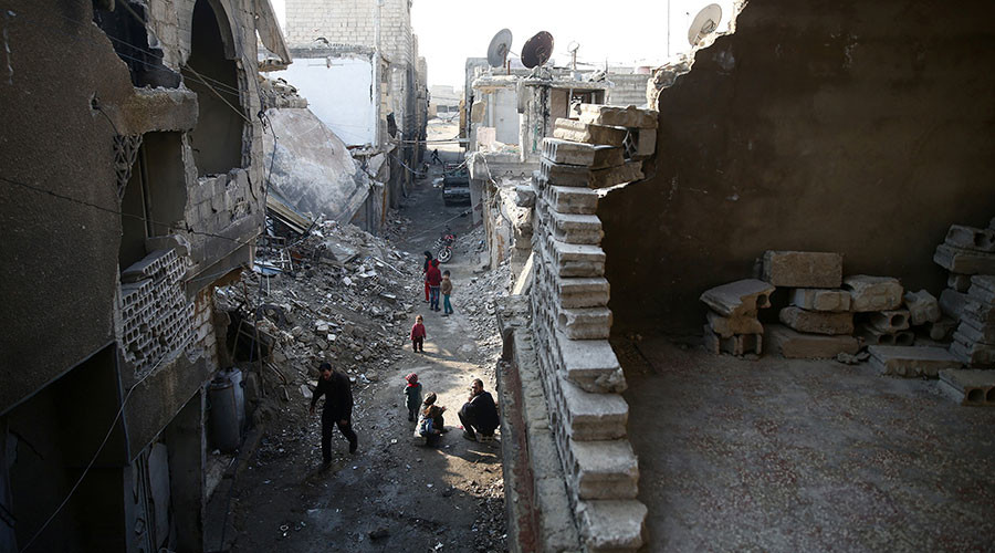 Militants shell Damascus & suburbs, 1 killed and 14 injured – SANA