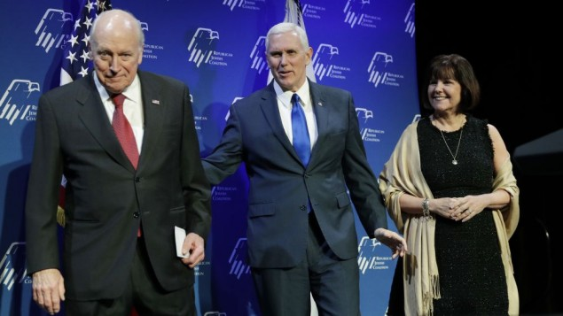 Pence to Republican Jews: World will know US supports Israel