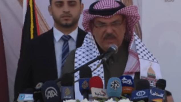 Qatari envoy: PA stalling solution to Gaza power shortage