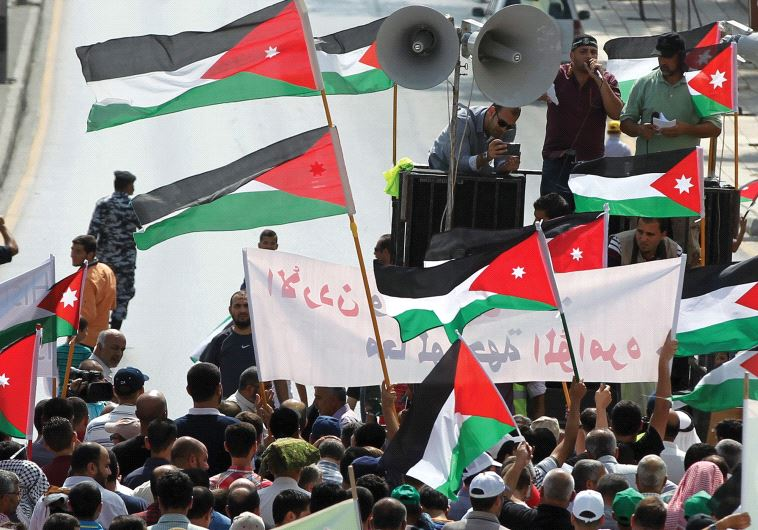 Settlements law spells trouble for Jordan