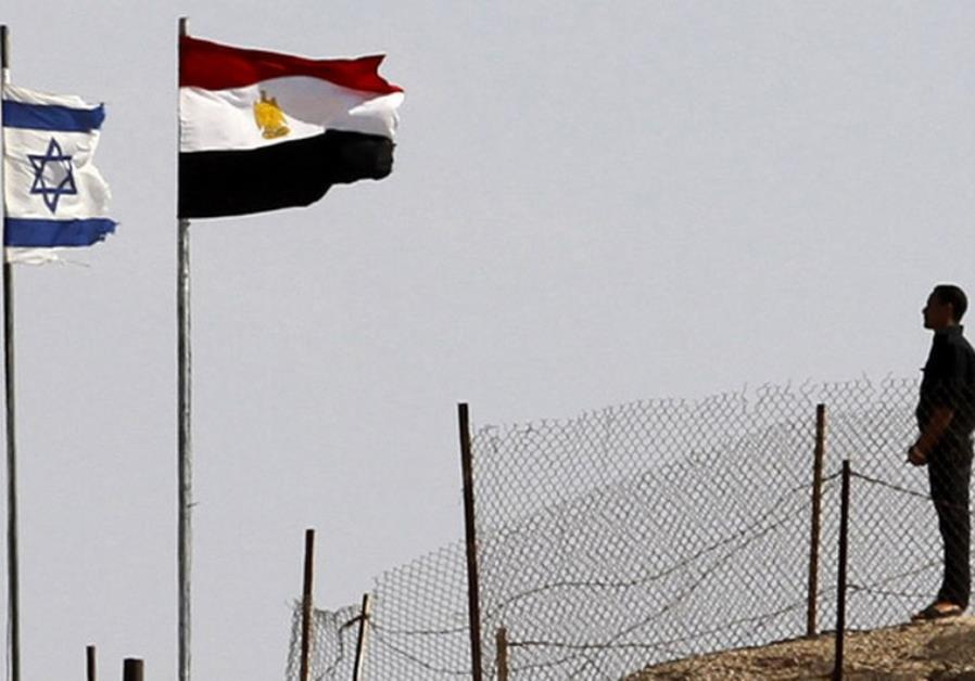 EGYPT-ISRAEL RELATIONS HAVE QUIETLY REACHED A HIGH POINT