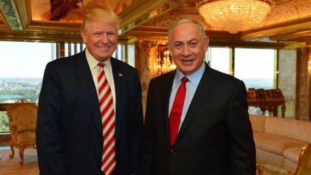 As Trump criticizes settlement growth, Netanyahu prepares for their first summit