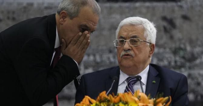 Palestinian intelligence chief met with senior US security and intelligence officials
