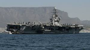 US beefing up Red Sea presence