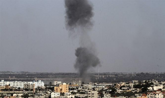 IDF hits Gaza