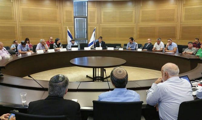 Land of Israel Caucus to PM: Stand up for Judea and Samaria