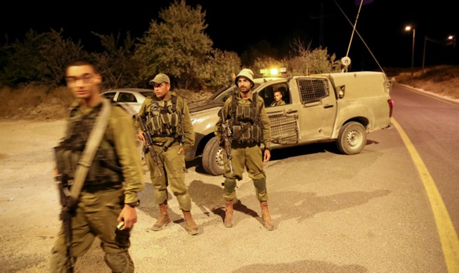 Shooting near Efrat, one wounded