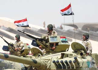 Iraqi forces launch major offensive in western Mosul