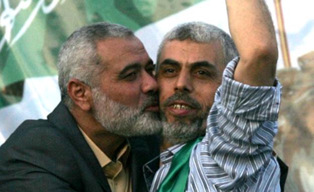 Nachshon Wachsman's murderer to lead Hamas in Gaza