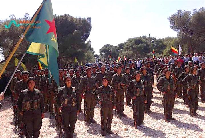 Russian general confirms a Kurdish-Russian deal against Turkey