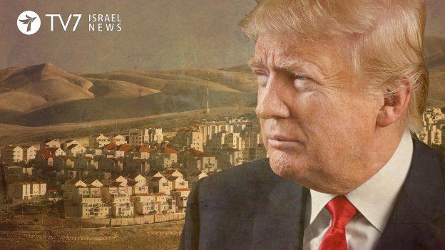 President Trump concerned with Israel's settlement enterprise