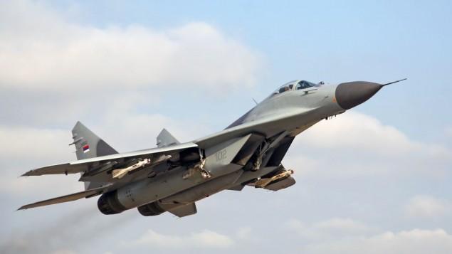 Plane believed to be Syrian crashes near Turkey-Syria border
