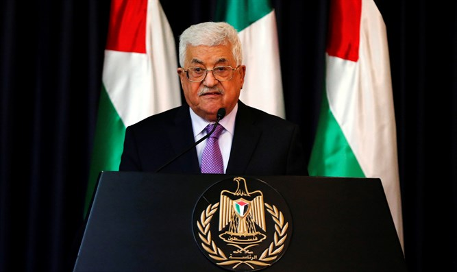 Abbas deputy: We accept 'one-state solution'