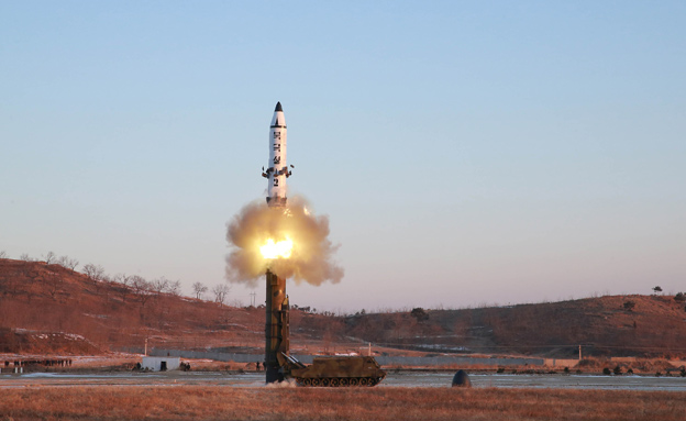 World on edge as North Korea continues testing ballistic missiles