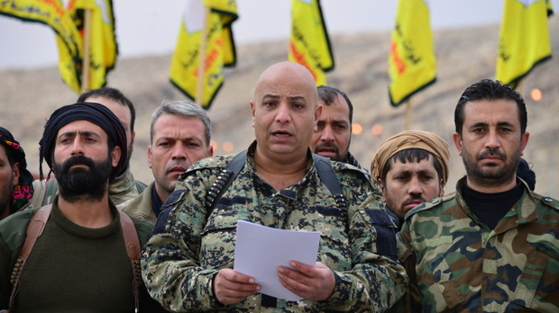 US-backed Syria militia threatens Iraqi Shia forces moving on border