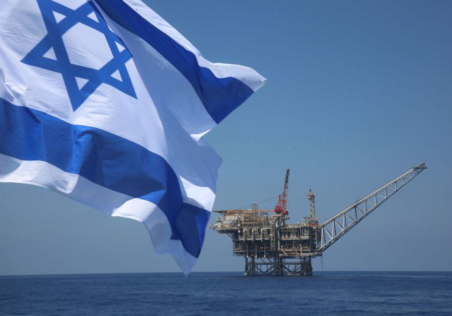 GREEK DEVELOPER ENERGEAN SIGNS FIRST ISRAELI GAS SUPPLY DEAL