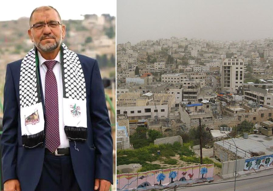 CONVICTED MURDERER OF SIX ISRAELIS ELECTED AS PALESTINIAN MAYOR OF HEBRON