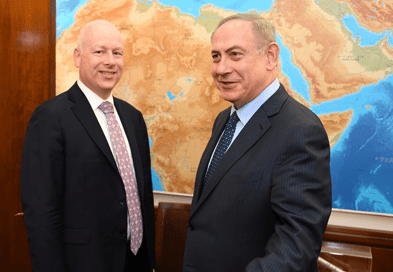 Greenblatt outraged by Hamas' refusal to return IDF soldier's remains