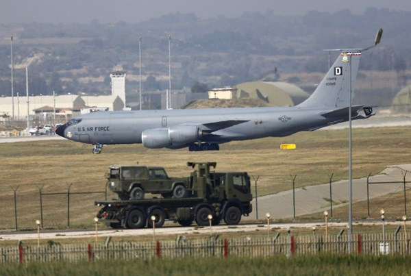 Media: Germany gave Ankara two weeks to resolve the Incirlik military base conflict
