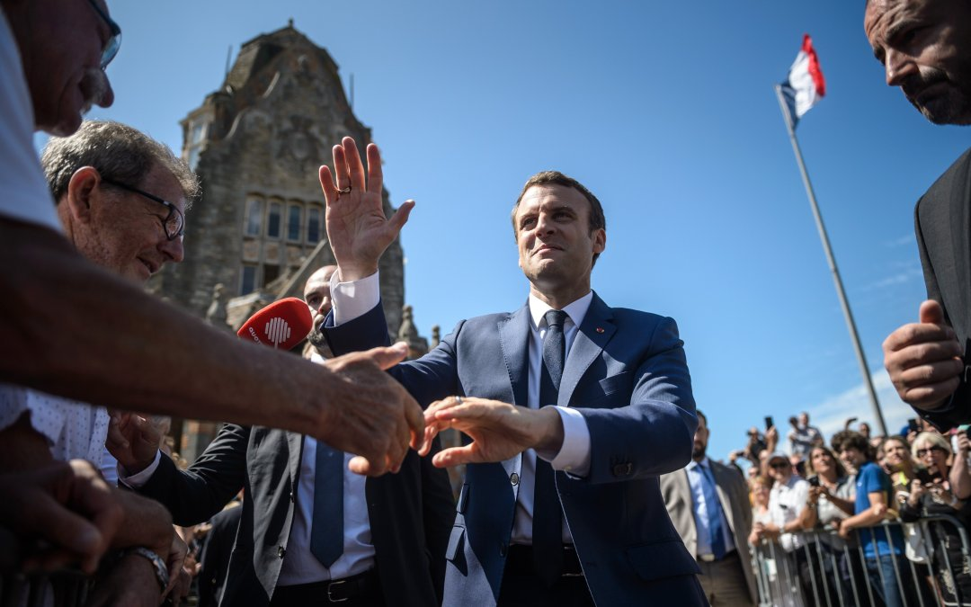 Macron gets a government without parliamentary opposition