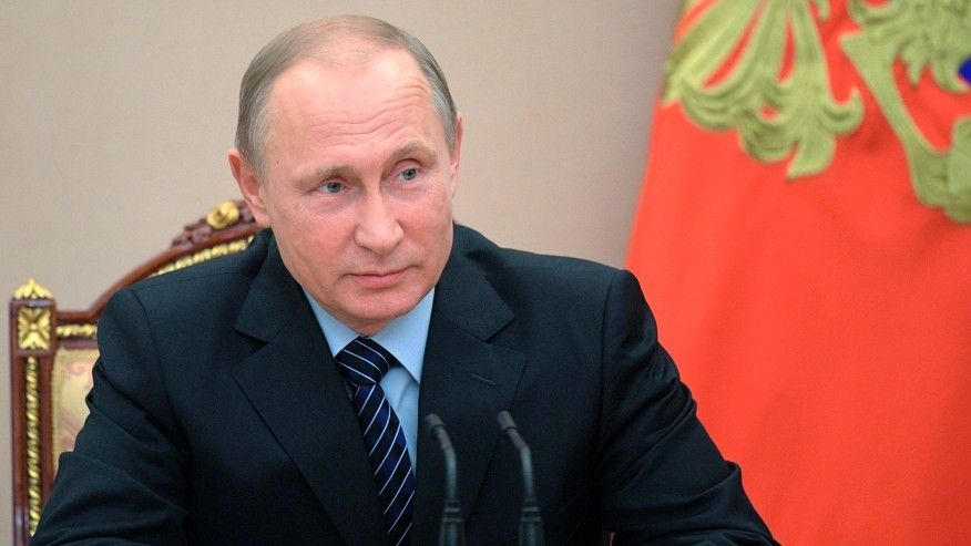 Putin slams new sanctions, says they will 'complicate' Russia-US ties