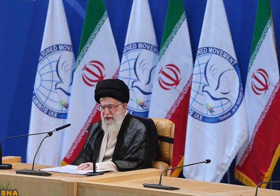 IRAN'S KHAMENEI: 'HERE IS NO DOUBT' WE'LL WITNESS ISRAEL'S DEMISE