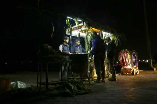 Israeli electricity illuminates the Palestinian problem