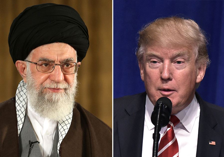 IRAN'S SUPREME LEADER CRITICIZES US POLICIES TOWARD TEHRAN