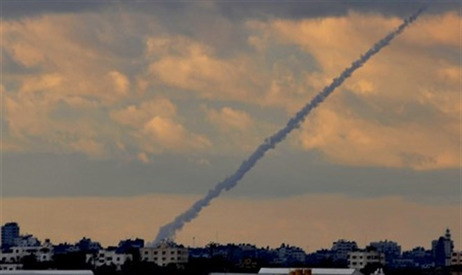 ISIS-affiliated terrorists claim Gaza rocket attack