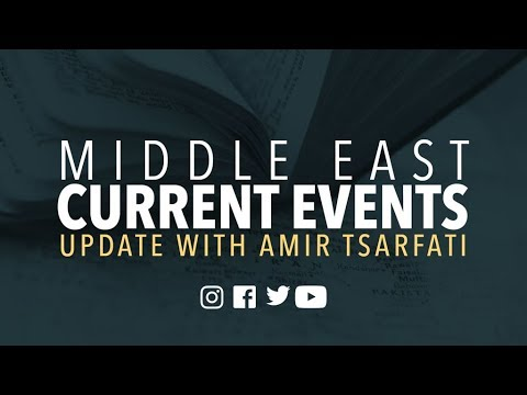 Middle East current events update from Southlake, TX, June 24, 2017