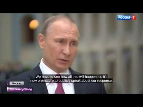 Putin Explains What Will Be His Response To New US Sanctions Against Russia