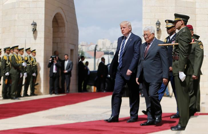 Peace talks to kick off next month in Washington: Palestinian officials