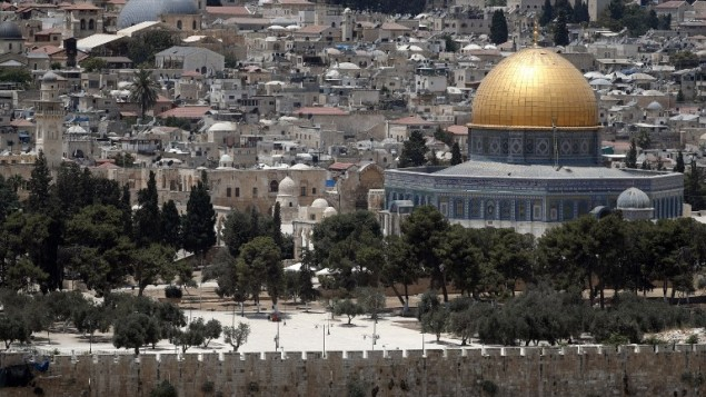 Turkey says Israel's brief closure of Temple Mount after attack is 'crime against humanity'