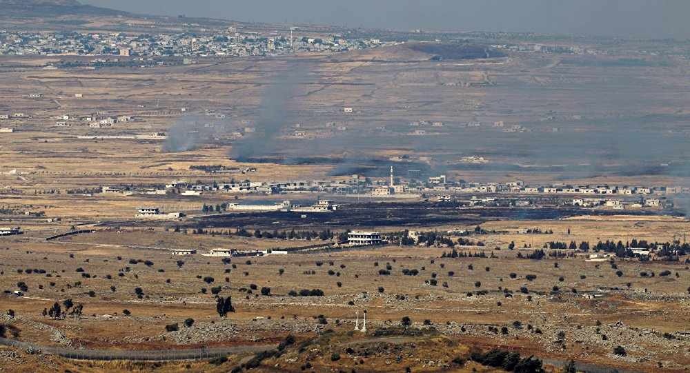 Lavrov: Israeli Interests to Be Taken Into Account in Syria De-Escalation Zone