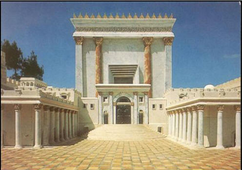 92 Messianic Temple – The Outer Court