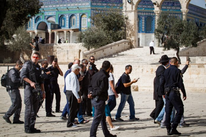 Calculated Risk Proves Israel Can Change the Temple Mount Status Quo