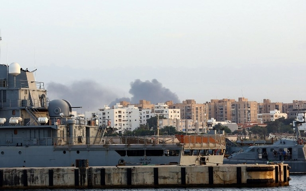 In Libya, simmering tensions indicate battle for Tripoli may be on the horizon