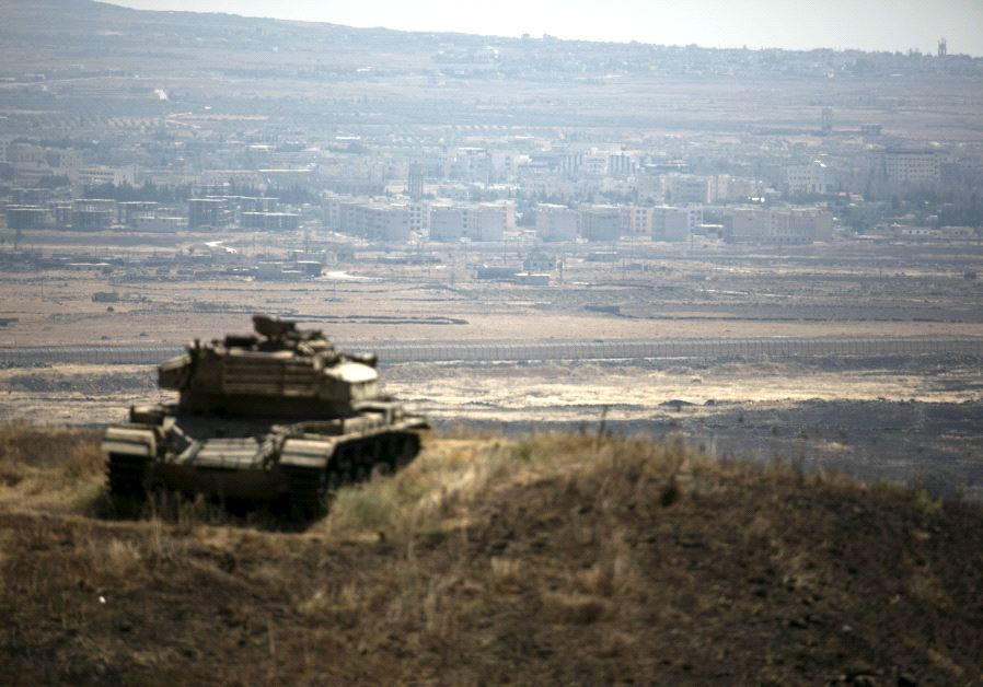 'ISRAEL MAY NEED TO TAKE OUT IRANIAN BASES IN SYRIA'