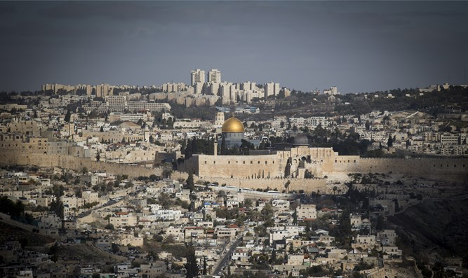 """Hamas: Excluding the """"settlers"""" from Al-Aqsa"""