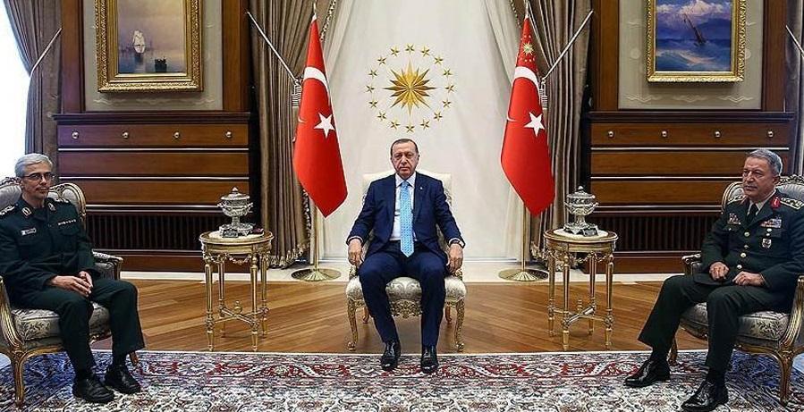 Beyond Visit of Iran's Army Chief to Turkey