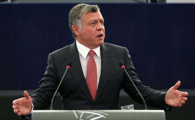 "Jordan's King Abdullah: ""Getting justice is at the top of our priorities"""