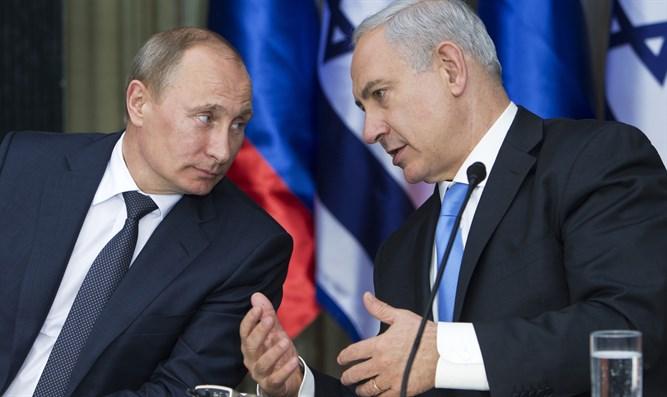 Netanyahu's week: Putin and Kushner