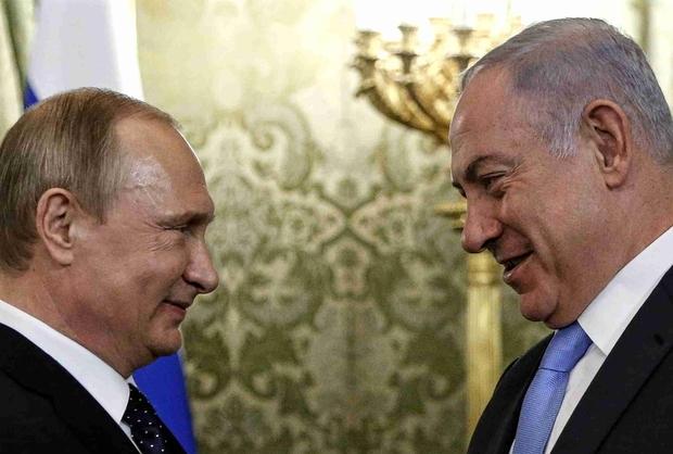 Netanyahu wants Russia to break with Iran. No chance