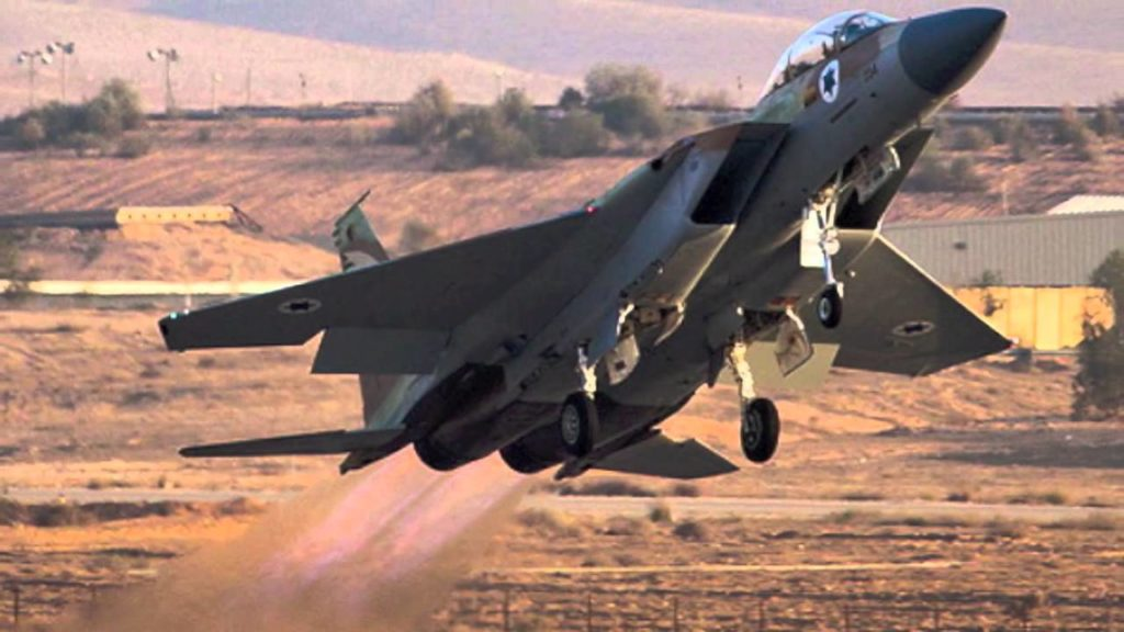 ISRAELI WARPLANES BOMBED HEZBOLLAH UNITS IN SYRIA'S QUNEITRA PROVINCE – REPORTS