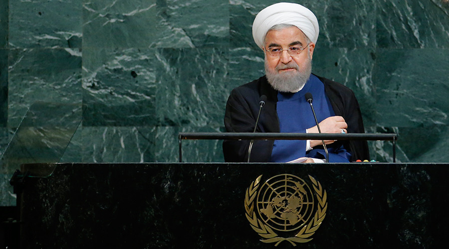 Rogue newcomer': Rouhani calls Trump's UN remarks over nuclear deal 'ignorant & absurd'