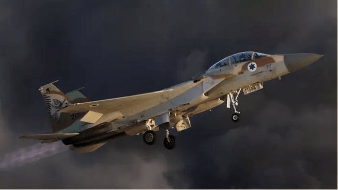 Israeli jets break sound barrier in south Lebanon causing damage
